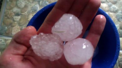 Jest kolejne ostrzeżenie meteorologiczne dla województwa śląskiego przed burzami. Tym razem jednak może nie tylko padać - możliwe jest także gradobicie! (fot.archiwum)