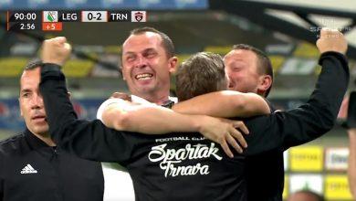 Kompromitacja? Legia Warszawa - Spartak Trnava 0-2 w eliminacjach Ligi Mistrzów! (TVP Sport)