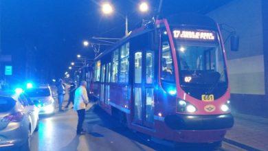 Świętochłowice-Lipiny: Złapano sprawcę zdemolowania tramwaju (fot.policja)