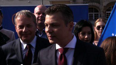 Damian Bartyla ma konkurenta. Mariusz Wołosz kandydatem na prezydenta Bytomia
