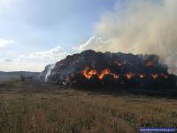 Zabawa 11-latków zakończona pożarem. Straty sięgnęły ponad 40 tys. złotych (fot.www.policja.pl)