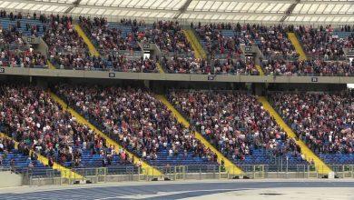 Chorzów: Kongres Świadków Jehowy na Stadionie Śląskim [WIDEO] (fot.mat.TVS)