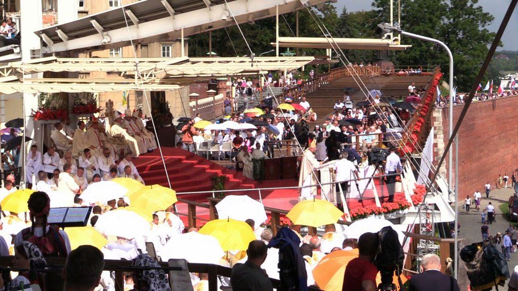 Dziesiątki tysięcy pielgrzymów. Na Jasnej Górze uroczystości Wniebowzięcia Najświętszej Maryi Panny