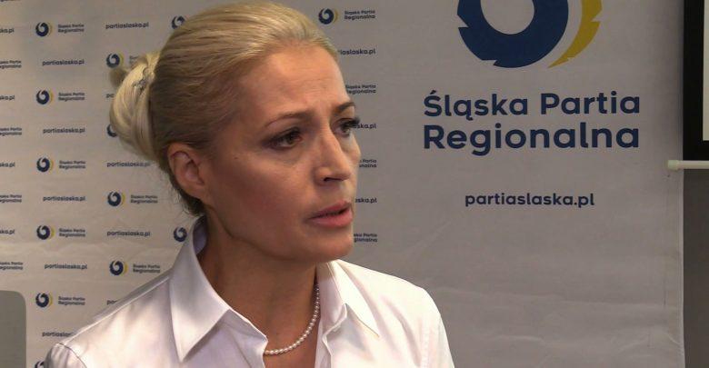 Ilona Kanclerz kandydatką Śląskiej Partii Regionalnej na prezydenta Katowic