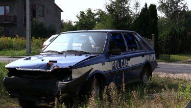 Mierzęcice: Fałszywy radiowóz ma straszyć kierowców na DK 78. Mieszkańcy już nie wiedzą, jak powstrzymać piratów drogowych!