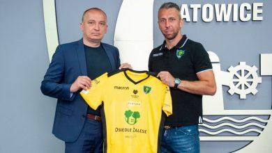 Jakub Wawrzyniak w GieKSie. To duże wzmocnienie dla GKS Katowice (fot.GKS Katowice)