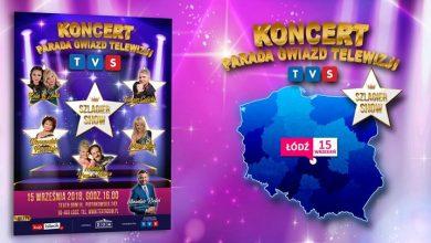 Koncert Parada Gwiazd Telewizji TVS (fot. TVS)