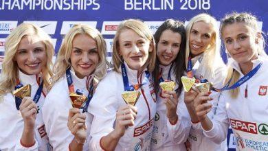 Jesteśmy lekkoatletyczną potęgą! Tysiące gratulacji dla polski sportowców po ME w Berlinie! (TVP)