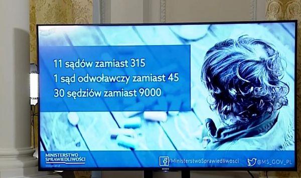 Koniec bezprawnego odbierania polskich dzieci rodzinom za granicą! Ich obroną zajmą się specjalne sądy (fot.TVP Info)