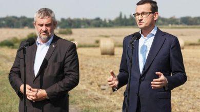 Będzie pomoc rządu dla rolników. Są zapewnienia o dopłatach we wrześniu