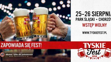 Tyskie Fest 2018 w Parku Śląskim zapowiada się Fest! [PROGRAM] (fot.mat.prasowe)