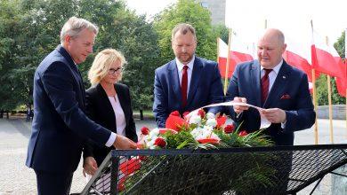 W Katowicach uczczono 99. rocznicę wybuchu I Powstania Śląskiego (fot.ŚUW w Katowicach)