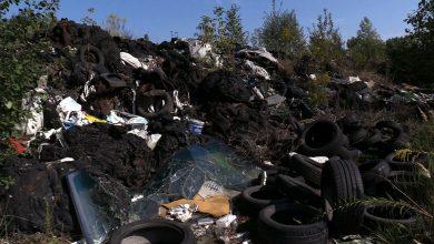 Sosnowiec: Gdzie jest firma, która porzuciła śmieci przy ul.Radocha? Odpadów są tony