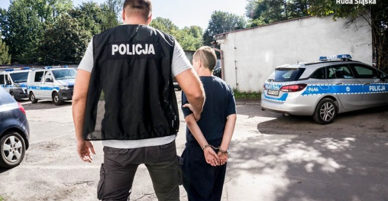 """Ruda Śląska: """"Funkcjonariuszka CBŚP"""" zatrzymana. Wyłudziła od 80-latki prawie 10 tys. złotych (fot.policja.pl)"""