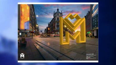 Nowe logo Metropolii wciąż budzi kontrowersje. Duże różowe M pozostanie?