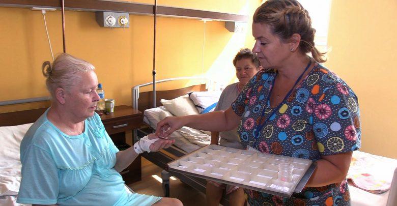 To jedyne miejsce, gdzie ratują stopę cukrzycową! Oddział dla cukrzyków ruszył w szpitalu św.Barbary w Sosnowcu