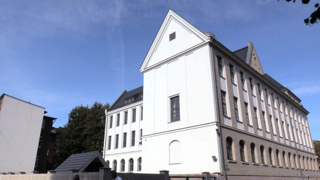 Nowy rektorat Uniwersytetu Ekonomicznego w Katowicach gotowy