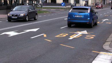 Buspas w Katowicach znika. Specjalny pas dla autobusów wróci na Mikołowską?