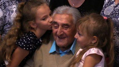 Praca i ogródek przepisem na długowieczność? Franciszek Mosz z Chorzowa obchodzi 100. urodziny!