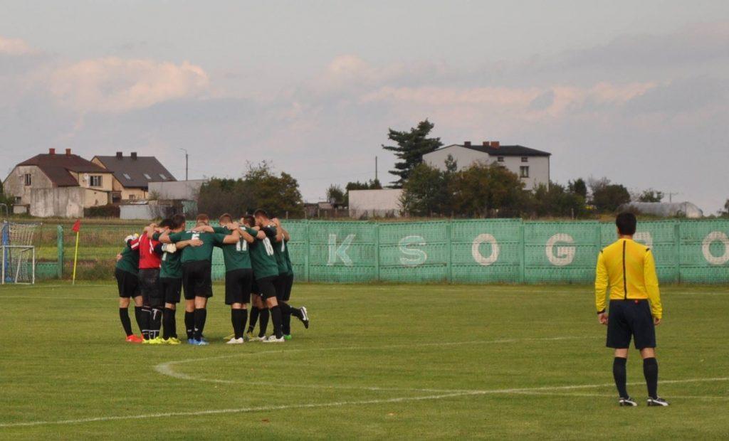 Zagrali koncertowo! LKS Ogrodnik Cielmice-MK Górnik Katowice 3-1 (fot.facebook/UK MK Górnik Katowice)