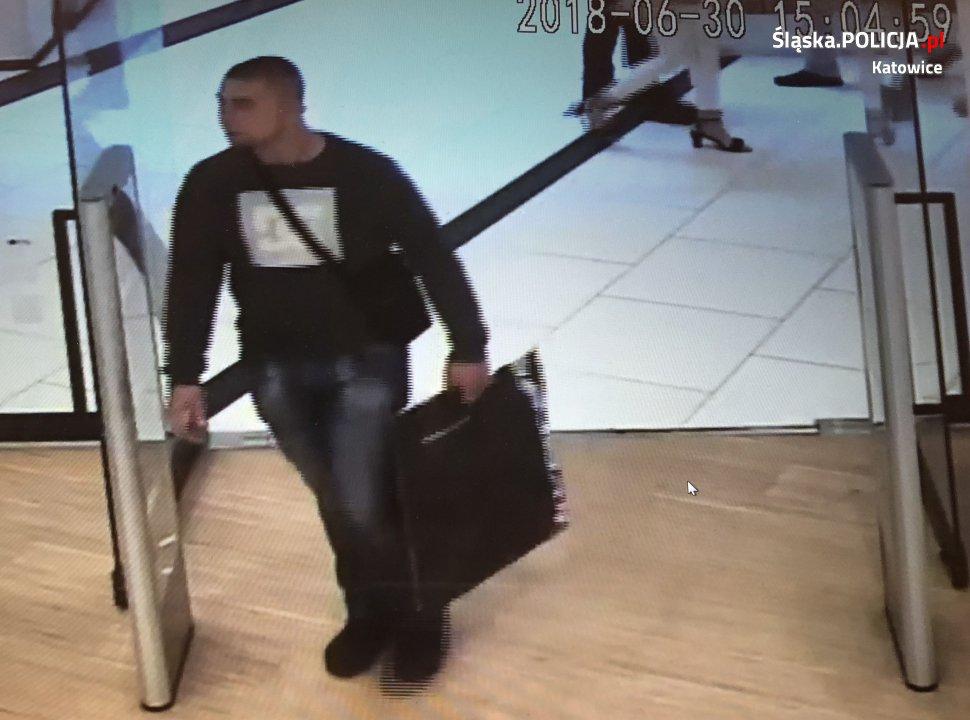Katowice: Rozpoznajesz tych złodziei? [ZDJĘCIA] Policja prosi o pomoc (fot.Śląska Policja)