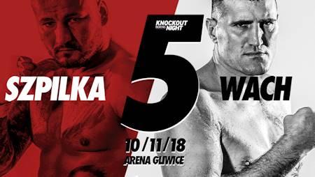Gliwice: KnockOut Boxing Night 5: Szpilka vs Wach [BILETY] (fot.ebilet.pl)