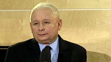 Jarosław Kaczyński odniósł się do pytań na temat jego następcy na fotelu prezesa Prawa i Sprawiedliwości
