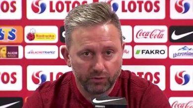 Trener Polaków przed meczem z Włochami Szanujemy rywali, ale nie mamy obaw (fot.TVP Info)