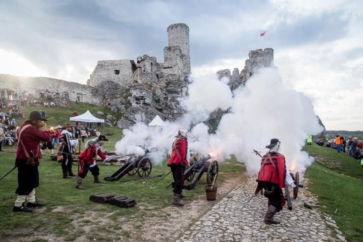 Pierwsza Juromania zakończona sukcesem. Będą kolejne edycje Święta Szlaku Orlich Gniazd?(fot.slaskie.pl)