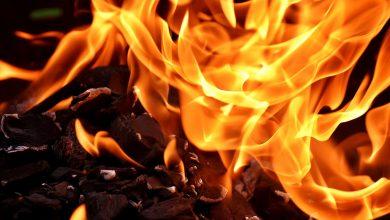 Pożar na terenie Eurocash w Będzinie. Ogień pojawił się w niedzielę, 16 września wieczorem (fot.poglądowe - pixabay.com)