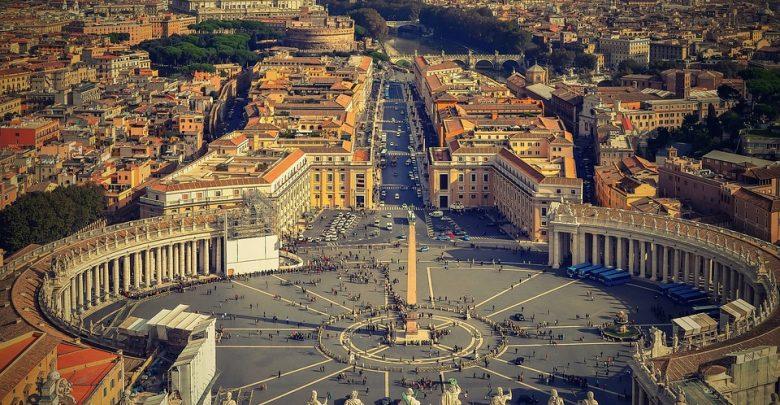Atak Polaka na kościół w Rzymie! Interweniowała zakonnica (fot. poglądowe pixabay)