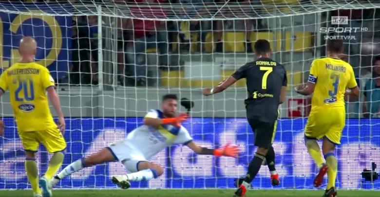 Ronaldo zaczyna się zwracać Juventusowi. Turyn uciekł słabeuszowi spod topora