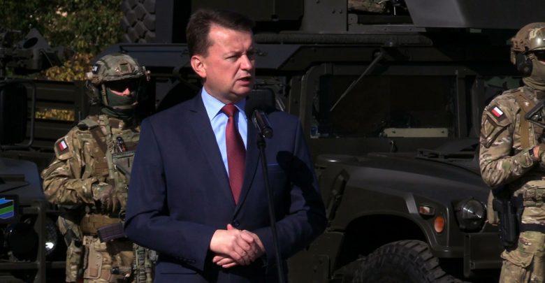 Koronawirus w Polsce. MON i wojsko w pełnej gotowości