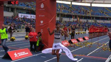 Andrzej Rogiewicz wygrał 10. PKO Silesia Marathon