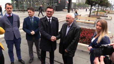 Katowice: Marcin Krupa z poparciem Moskwy. Nieoczekiwana roszada w wyborczej kampanii