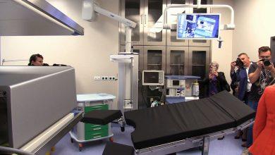Szpital Miejski w Sosnowcu wzbogacił się o nowy pawilon, w którym znajduje się blok operacyjny i oddział intensywnej opieki medycznej