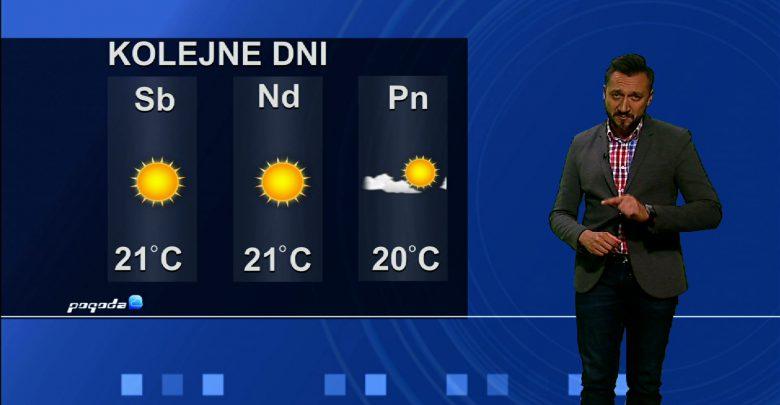 Słońce, słońce i jeszcze więcej słońca! [PROGNOZA POGODY] Weekend także ciepły?