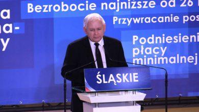 Katowice: Konwencja wyborcza PiS w Międzynarodowym Centrum Kongresowym