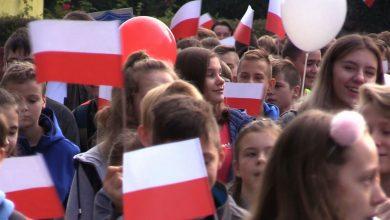 Przez Katowice przemaszerował Korowód Niepodległości