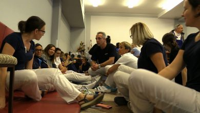Drugi dzień strajku w Wojewódzkim Szpitalu Specjalistycznym nr 3 w Rybniku. Co z pacjentami?
