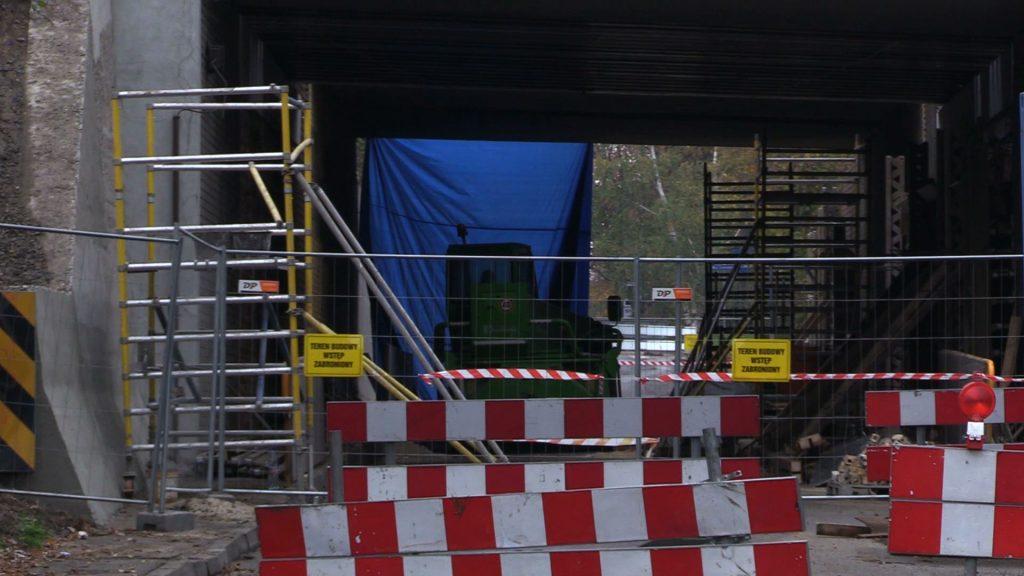 Gliwice: Mieszkańcy igrają ze śmiercią! Remont wiaduktu przy Reymonta to dla nich koszmar!