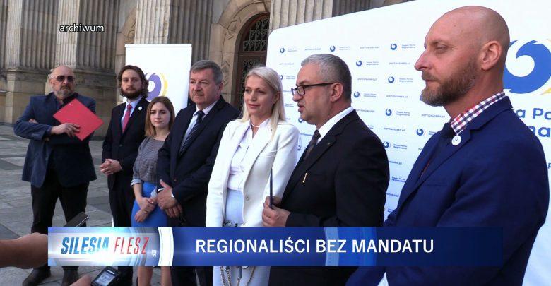 Ślaska Partia Regionalna nie wchodzi do sejmiku województwa śląskiego. Dla jej twórców to szok i porażka.