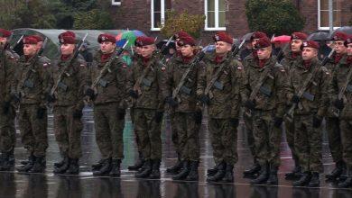 Terytorialsi złożyli przysięgę. Gliwice mają 59 żołnierzy Wojsk Obrony Terytorialnej