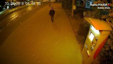 Bielsko-Biała: zwyrodnialec napadł na kobietę i uciłował zgwałcić! Rozpoznajecie go? [ZDJĘCIA] (FOT. KMP BIELSKO-BIAŁA)
