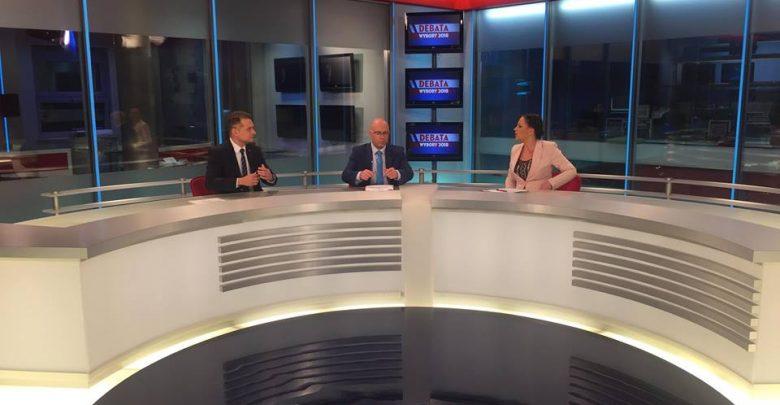 Wojciech Król kontra Dariusz Wójtowicz. Kto wygrał debatę prezydencką w TVS?