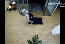Katowice: wszedł do hotelu i ukradł telefon. Wszystko nagrały kamery [WIDEO,FOTO]