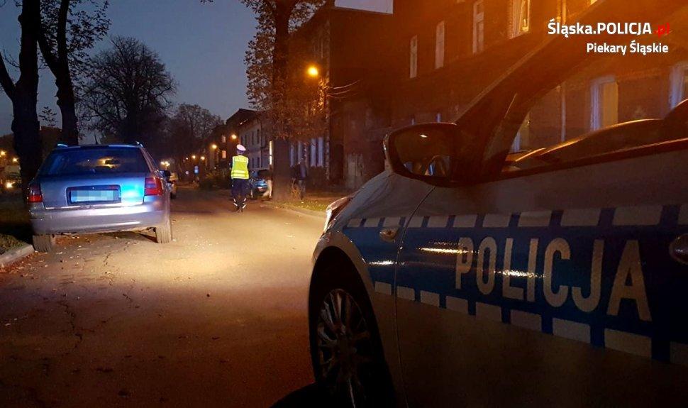 Piekary Śląskie: 6-latek wpadł pod samochód