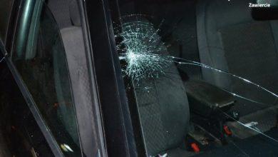 Śląskie: Tragiczny wypadek w miejscowości Kleszczowa. Nie żyje 42-letni mężczyzna (fot.KPP Zawiercie)