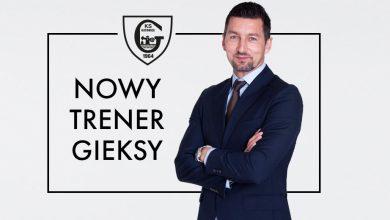 Dariusz Dudek nowym trenerem GKS Katowice (fot.GKS Katowice)