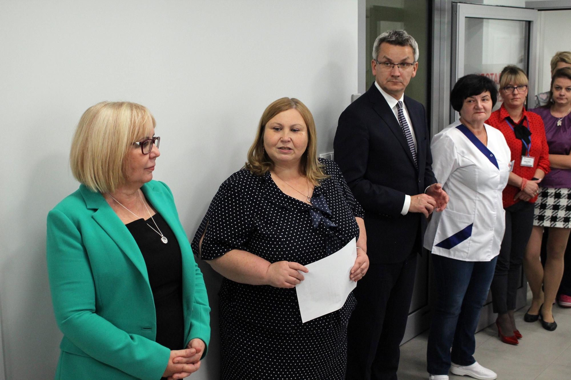 Ruda Śląska: w szpitalu powstało nowe laboratorium analityczne